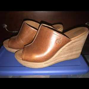 Timberland wedge sandals